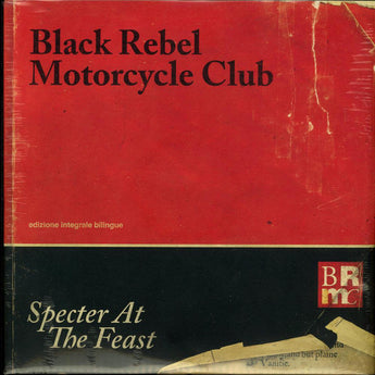 Black Rebel Motorcycle Club - Specter At The Feast (Vinyl 2xLP + Booklet) - Rare Limiteds