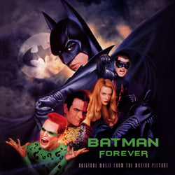 Various Artists - Batman Forever [Music From The Motion Picture] (Limited Edition Purple + Green Vinyl 2xLP x/3000)