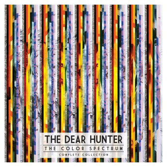 "The Dear Hunter - The Color Spectrum: Complete Collection (Limited Edition 9 x 10"" Vinyl Box Set)"