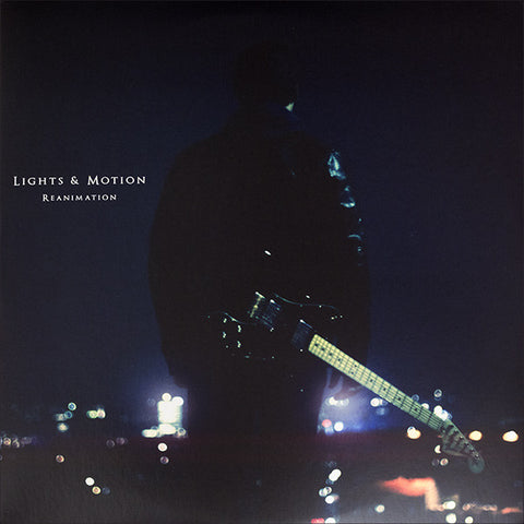 Lights & Motion - Reanimation (Limited Edition Vinyl 2xLP x/500)