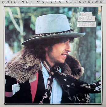 Bob Dylan - Desire (Limited Numbered Edition 180-GM Vinyl 2xLP x/1000)