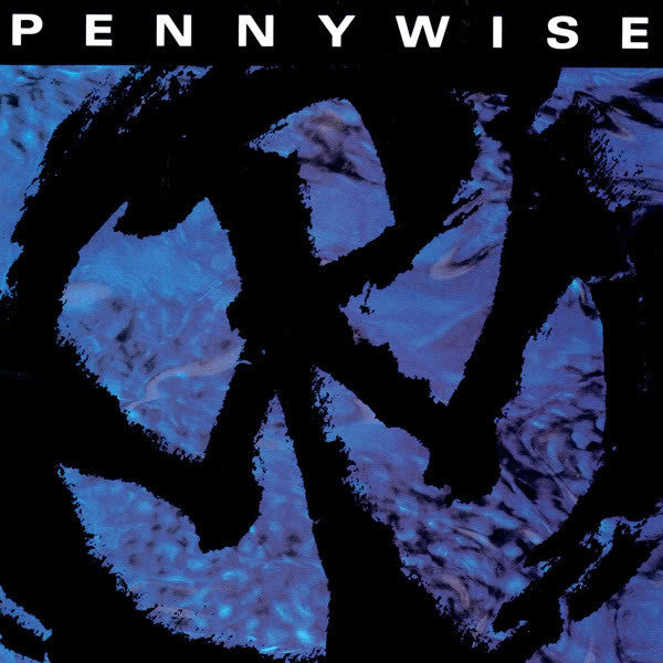 Pennywise - Pennywise [Self-Titled] (Hot Topic Exclusive Blue Vinyl LP x/700)