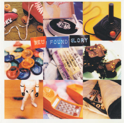 New Found Glory - New Found Glory [Self-Titled] (Limited Edition Colored Vinyl LP)