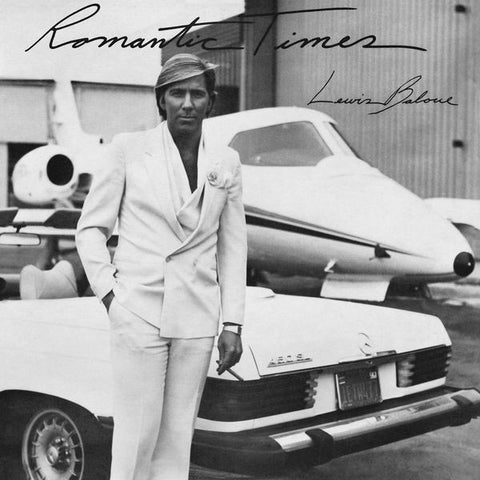 Lewis Baloue - Romantic Times (Limited Edition Remastered 180-GM Vinyl LP w/ OBI)