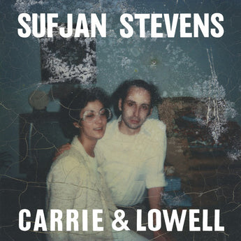 Sufjan Stevens - Carrie & Lowell (Limited Edition Clear Vinyl LP x/10000) - Rare Limiteds