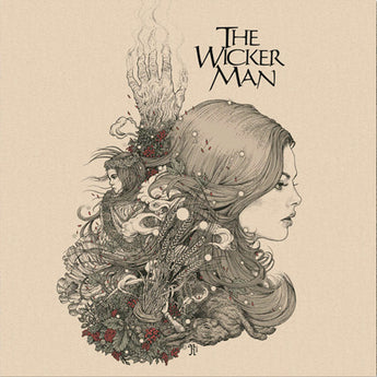 Paul Giovanni & Gary Carpenter - The Wicker Man (Limited Edition White Vinyl LP)