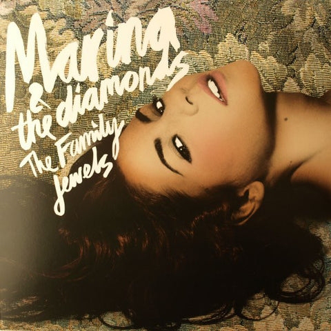 Marina & The Diamonds - The Family Jewels (Vinyl LP)