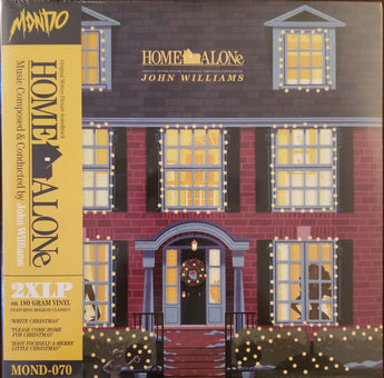 John Williams - Home Alone [Soundtrack] (25th Anniversary Edition 180-GM Green + Red Vinyl 2xLP) - Rare Limiteds