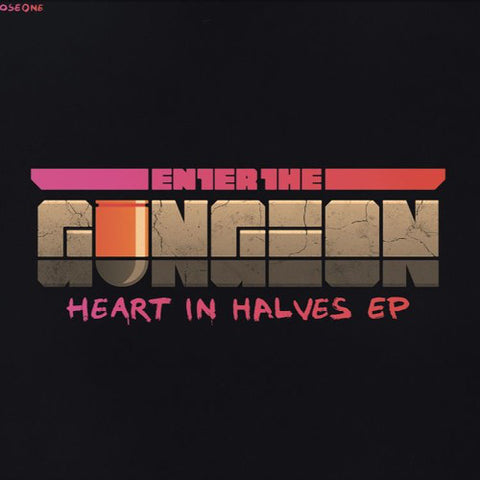 "Doseone - Enter The Gungeon: Heart in Halves EP (Limited Edition 12"" Vinyl EP x/1000)"
