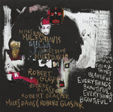 Miles Davis & Robert Glasper - Everything's Beautiful (Limited Edition Red Vinyl LP)