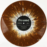 The Used - The Used [Self-Titled] (Smartpunk Exclusive Cappuccino w/ Latte Splatter Vinyl 2xLP x/500)
