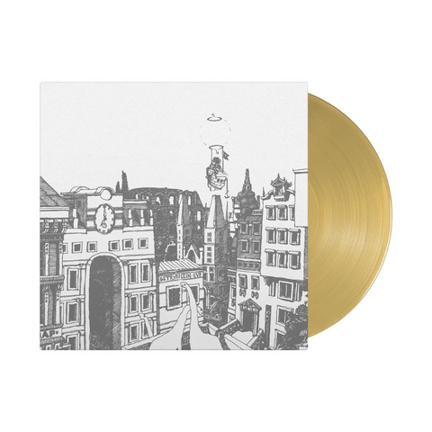 "Dance Gavin Dance - Downtown Battle Mountain (Limited ""Color Pop"" Edition Beer Vinyl LP x/1000) - Rare Limiteds"