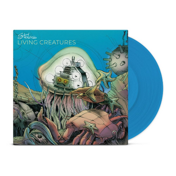 Stolas - Living Creatures (Limited Edition Transparent Blue Vinyl LP x/250)