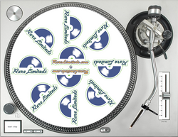 "Rare Limiteds ""Logo Spinner"" (Limited Edition Turntable Slipmat)"