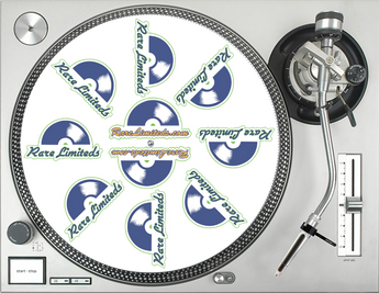 """Logo Spinner"" (Limited Edition Turntable Slipmat)"