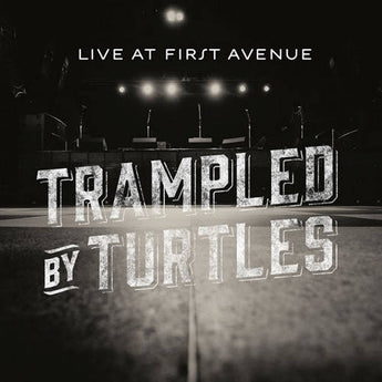 Trampled By Turtles - Live At First Avenue (180-GM Vinyl LP + DVD)