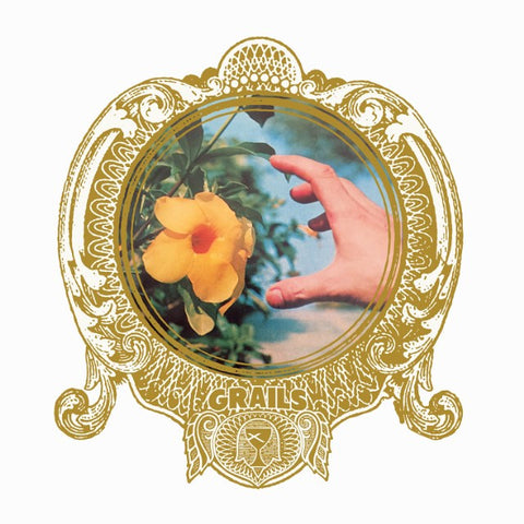 "Grails - Chalice Hymnal (Limited Edition Clear Yellow w/ Brown Marble Vinyl 2xLP x/1000 + 7"" EP + Poster + Guitar Picks + Digital Download) - Rare Limiteds"