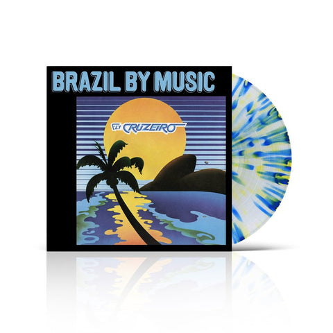 Marcos Valle - Fly Cruzeiro (Fat Beats Exclusive 180-GM Clear w/ Blue & Yellow Splatter Vinyl LP x/100)