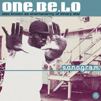 One Be Lo - S.O.N.O.G.R.A.M. (Limited Edition White Vinyl 2xLP x/300) - Rare Limiteds