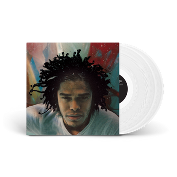 Maxwell - Embrya (20th Anniversary Edition White Vinyl 2xLP) - Rare Limiteds