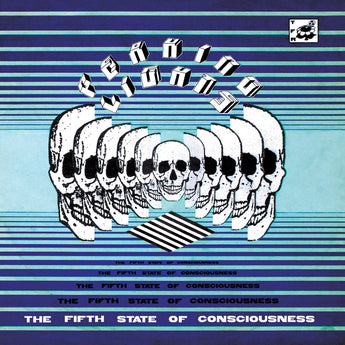 Peaking Lights - The Fifth State of Consciousness (Limited Edition White Vinyl 2xLP x/100 + Digital Download) - Rare Limiteds