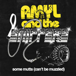 "Amyl & The Sniffers - Some Mutts (Can't Be Muzzled) (Limited Edition 7"" Vinyl x/1000) - Rare Limiteds"