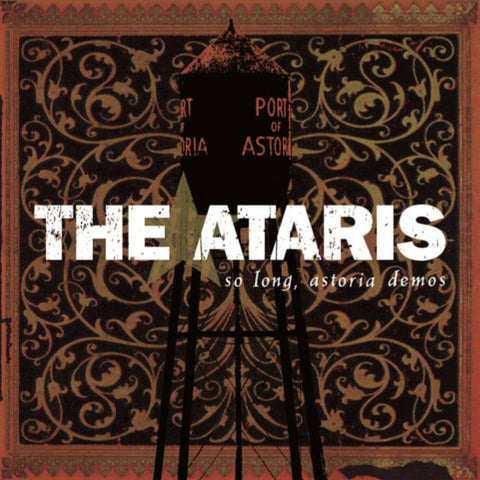 The Ataris - So Long, Astoria Demos (Limited Edition Gold Vinyl LP x/500)