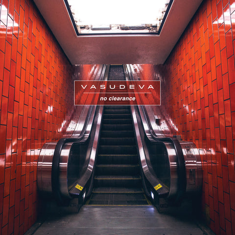 Vasudeva - No Clearance (Limited Edition 180-Gram Clear with Tri-Color Splatter Vinyl LP x/100)