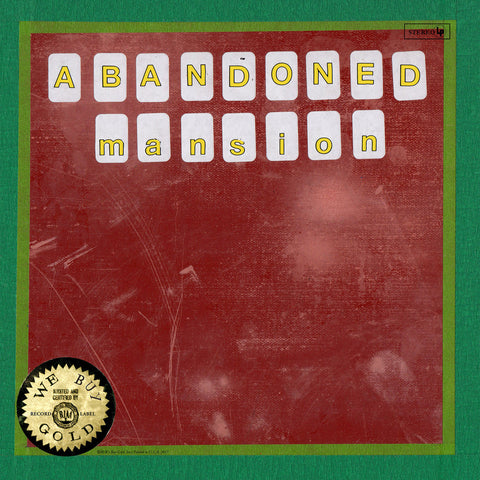 Dr. Dog - Abandoned Mansion (Limited Edition Vinyl LP x/1000) - Rare Limiteds