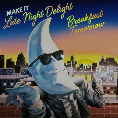 Luxury Elite & Saint Pepsi - Late Night Delight (180-GM Vinyl LP x/250) - Rare Limiteds