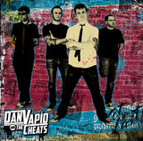 Dan Vapid And The Cheats - Dan Vapid And The Cheats [Self-Titled] (Limited Edition White w/ Blue Splatter Vinyl LP x/200)