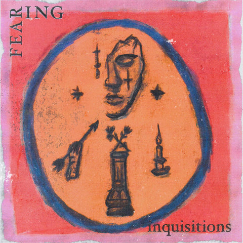 "Fearing - Inquisitions (Limited Edition 7"" Lathe Cut Vinyl x/50)"