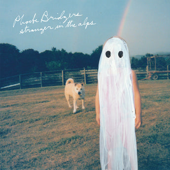 Phoebe Bridgers - Stranger In The Alps (Limited Edition Mystery Blue Vinyl LP x/500)