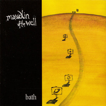 Maudlin Of The Well - Bath (Limited Edition Vinyl 2xLP x/200) - Rare Limiteds