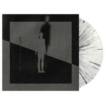 "AFI - The Missing Man (Limited Edition Clear w/ Black & Grey Splatter 12"" Vinyl EP x/750) - Rare Limiteds"
