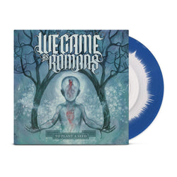 We Came As Romans - To Plant A Seed (10th Anniversary Edition Blue & White Eclipse Vinyl LP x/250)