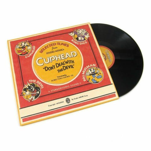 Kristofer Maddigan - Selected Tunes From Cuphead (180-GM Vinyl 2xLP)