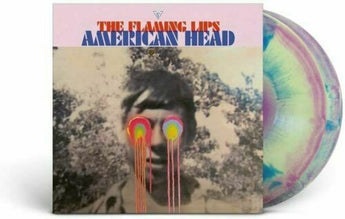 The Flaming Lips - American Head (Bella Union Exclusive 180-GM Tri-Color Vinyl 2xLP x/500 w/ Autographed Print)