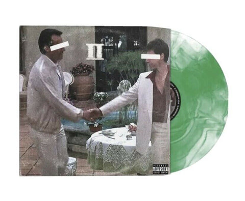 "Benny The Butcher & Harry Fraud - The Plugs I Met 2 (Limited Edition Green Galaxy 12"" Vinyl EP x/500)"