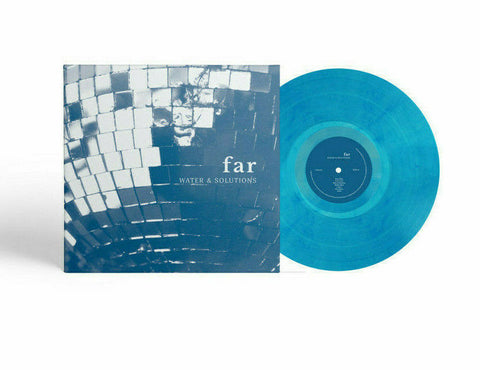 Far - Water & Solutions (Limited Edition 180-GM Clear / Blue Vinyl LP x/100)