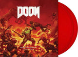 Mick Gordon - Doom [Original Game Soundtrack] (Deluxe Edition 180-GM Red Vinyl 2xLP)