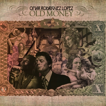 Omar Rodriguez-Lopez - Old Money (Vinyl LP)