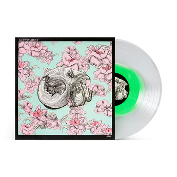 Gouge Away - Dies (Deathwish Exclusive Mint Green In Clear Vinyl LP x/300) - Rare Limiteds