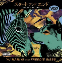"Yu Mamiya & Freddie Gibbs - Start And End (Japan RSD 2020 Exclusive 7"" Vinyl)"