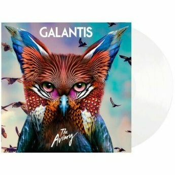Galantis - The Aviary (Limited Edition Clear Vinyl LP + Poster)