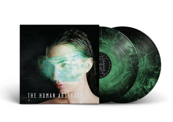 The Human Abstract - Digital Veil (Limited Edition 180-GM Opaque Spring Green & Black Galaxy Vinyl 2xLP x/300)