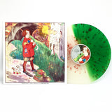 Posture & The Grizzly - I Am Satan (Limited Edition Green/Clear Split with Oxblood Splatter Vinyl LP x/100)