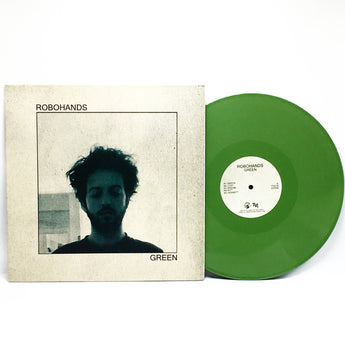 Robohands - Green (Debut Gig Exclusive Green Vinyl LP x/100)