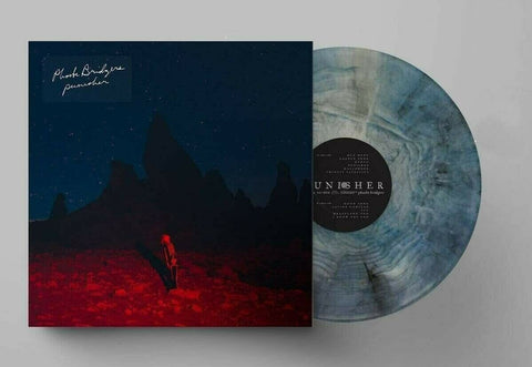 Phoebe Bridgers - Punisher (Limited Edition Blue w/ Swirly Silver Vinyl LP)