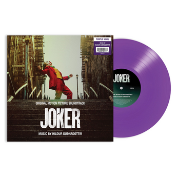 Hildur Gudnadottir - Joker [Original Motion Picture Soundtrack] (Purple Vinyl LP)